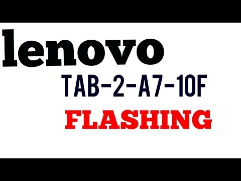 Lenovo TAB 2 A7 30HC Flashing for Unbrick dead after flash