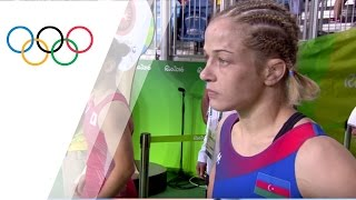 Rio Replay: Women's Freestyle Wrestling 48kg Final Bout