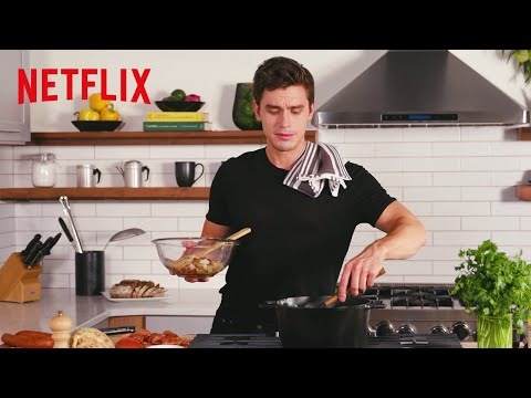 Antoni Porowski's Comfort Food is a Polish Classic | Queer Eye | Netflix