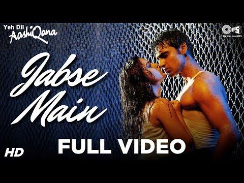 Jabse Main Full Video - Yeh Dil Aashiqana | Karan Nath & Jividha | Kumar Sanu
