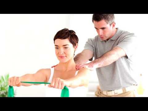 Massage mit Hüftdysplasie 6 Monate Video
