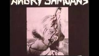 Angry Samoans - My old man's a fatso (Inside My Brain version)