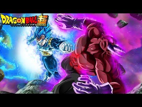 Vegeta Eliminating Toppo In Dragon Ball Super letöltés