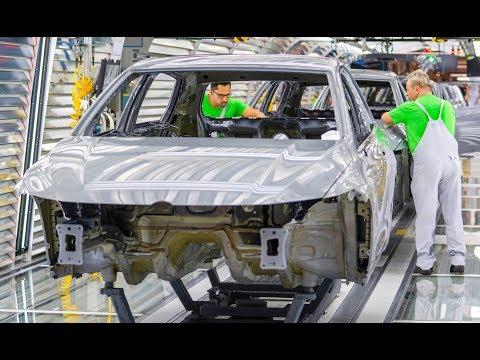 2020 Volkswagen Golf 8 Production