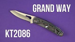 Grand Way KT2086 B - відео 1