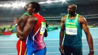 Luiz Alberto De Araujo- Rio 2016- 400m