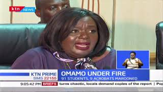 CS Omamo under fire; Gov\'t yet to make decision whether or not to evacuate Kenyans stuck in China