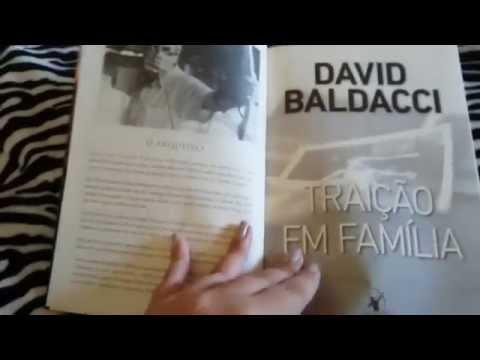 Review Livro Traição em família