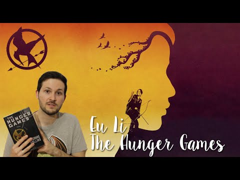 Eu li: The Hunger Games - Suzanne Collins (feat. Doctor)