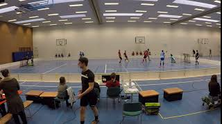 Tor 3:3 Niels Hörner (Michal Hronsky) FBC Heidelberg vs Sportvg Feuerbach