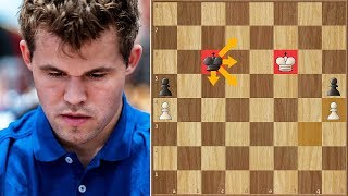 The Endgame | Svidler vs Carlsen  | ECCC (2018)