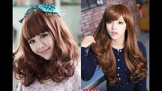 Korean Hairstyles For Girls 2019
