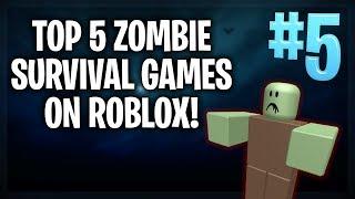 top 10 roblox zombie survival games 2019 - TH-Clip