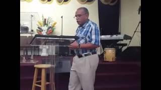 Clase de angelología Instituto Bíblico IBASI Parte 1