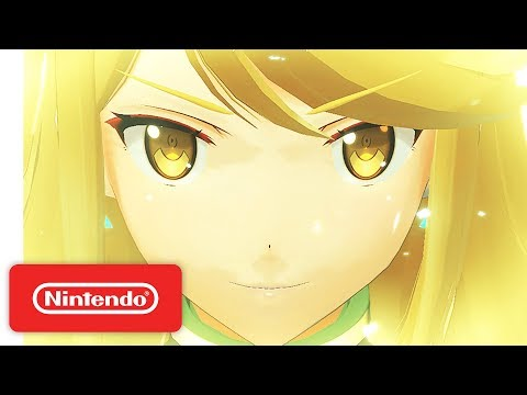 Xenoblade Chronicles 2 - Character Trailer - Nintendo Switch