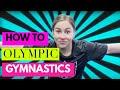 HOW TO: OLYMPIC GYMNASTICS WARM UP ROUTINE