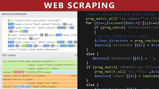 Web Scraping Using PHP - Parse IMDB.com Movies HTML