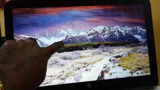 Hp 15 ay041wm Touchscreen Laptop