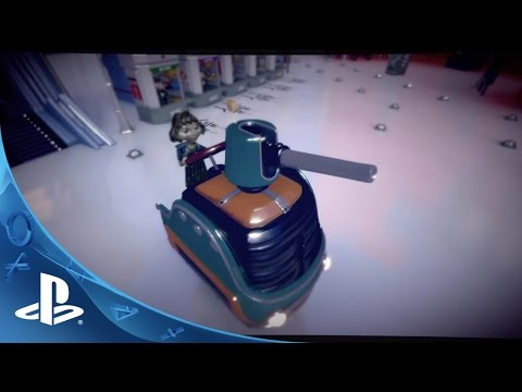 The Tomorrow Children - Official E3 2015 Trailer | PS4 thumbnail