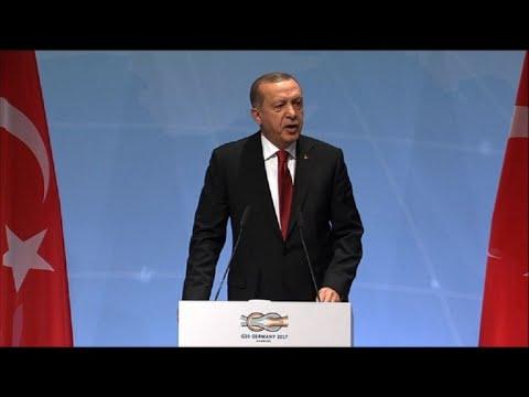 Erdogan amenaza con responder a los kurdos en noreste de Siria