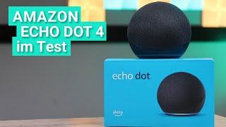 Echo Dot 4. Gen. im Test - Das kann das neue Modell aus 2020 mit Soundvergleich zum Echo Dot 3. Gen.