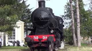 preview picture of video '2015-03-29 Porte Aperte La Spezia Migliarina – Gr. 740.244 - part 1'