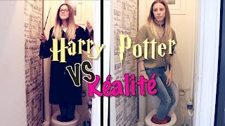 Harry Potter VS Réalité- Emy LTR
