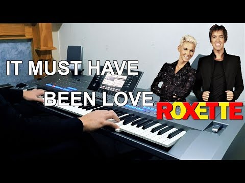 It Must Have Been Love Instrumental cover on Yamaha Tyros 5 by #artzkie