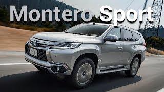 Mitsubishi Montero Sport - Creado para la aventura   Autocosmos