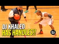 Download Youtube: DJ Khaled Shows Off His Handles & Jumper at Antonio Brown Celeb Game