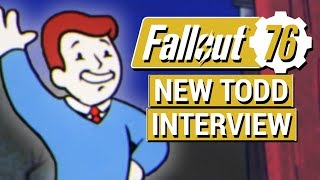 FALLOUT 76: Todd Howard Shares NEW Info on Future Content and Development!! (Fallout 76 Interview)
