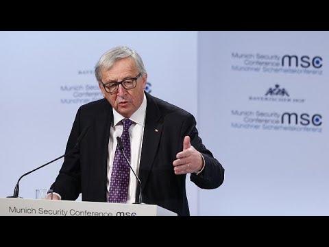 Γιούνκερ: «Η ΕΕ δεν θέλει να εκδικηθεί τη Βρετανία»
