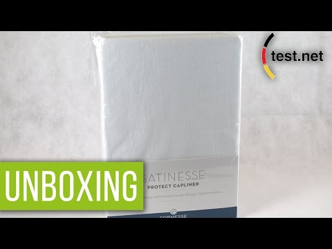 Bella Donna | Formesse Satinesse Air Matratzenschonbezug (Unboxing) | test.net
