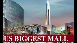 Miami Is Building USA & North American Biggest Mall - Coming in 2022 - American Dream Mall