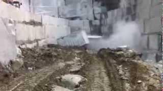 Soapstone Quarry in Brazil