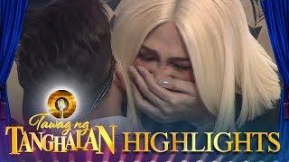 Vice Gets Emotional And Hugs Jhong   Tawag Ng Tanghalan