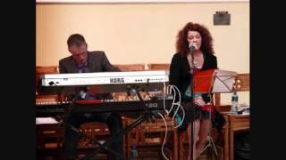 Sinead Stone, Dublin Wedding Singer - 'Here I Am Lord'