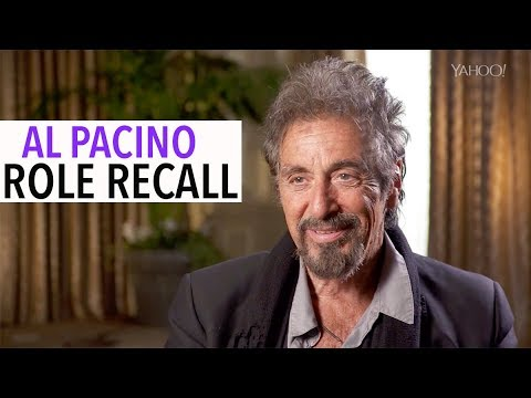Al Pacino looks back at the 'Godfather' Films, 'Scent of a Woman,' and more
