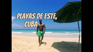 preview picture of video 'Playas de Este - Best Beach Near Havana Cuba!'