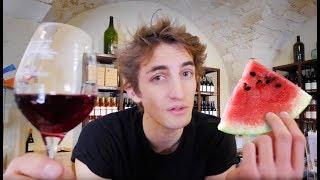 如何像法国人一样装逼地喝红酒