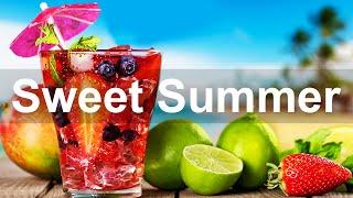 Sweet Summer Jazz - Positive Mood Jazz and Bossa Nova Music for Elegant Summer