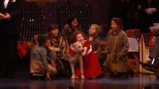 ANNIE on Broadway: New Deal for Christmas