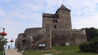 preview picture of video 'Bedzin Castle, Bedzin, Poland / Zamek w Będzinie, Będzin, Polska'