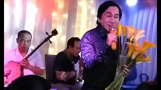 Kim Tử Long chia sẻ và hát chúc mừng Chuông Bạc 2018 Ngọc Quyền | Tình anh bán chiếu