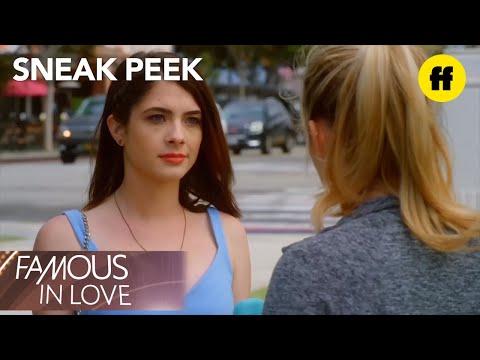 Famous in Love | Season 1, Episode 7 Sneak Peek: Alexis Tells Rachel About Jake's Script | Freeform