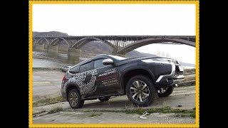Mitsubishi Pajero Sport дизель 2017 вне города..