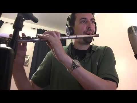 A video of me playing some tunes on alto saxophone, flute, and soprano saxophone