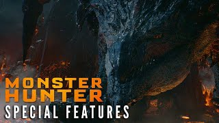 MONSTER HUNTER Special Features Clip – Monsters | Now on Digital!