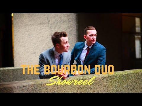 The Bourbon Duo Video