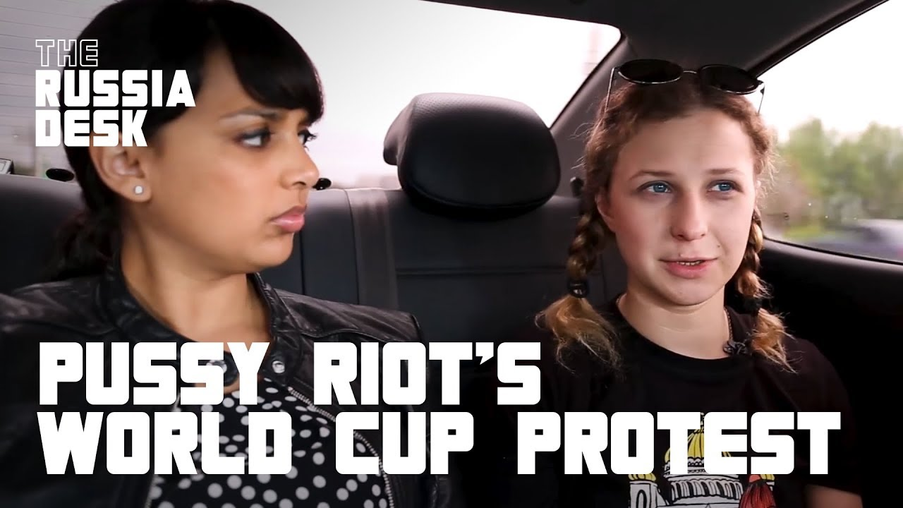Pussy Riot's World Cup Protest Explained | The Russia Desk | NowThis World thumbnail